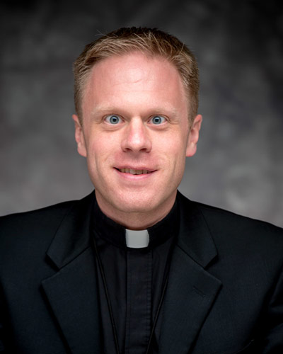 Father Kevin Grove, C.S.C., Distinguished Fellow of  the Notre Dame Institute for Advanced Study, is this year's Moreau Lecturer at King's College.